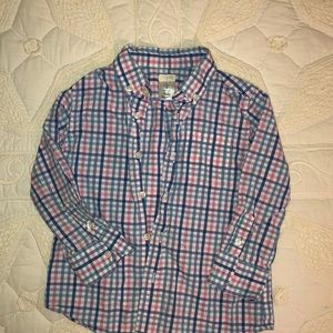 Crewcuts Boys Preppy Shirt